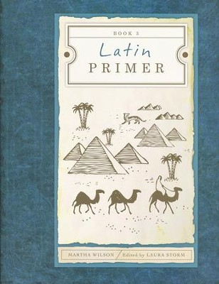 Latin Primer #3 Student Text, Third Edition  -