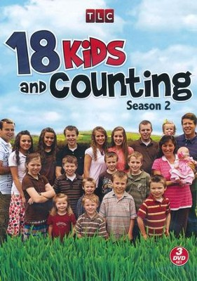 18 Kids and Counting: Season 2, DVD   -