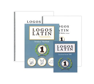 Logos Latin 1 Complete Package   -     By: Julie Garfield