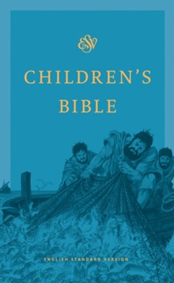 ESV Children's Bible, Blue  -