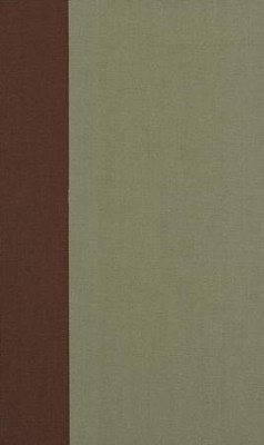 ESV Compact Bible, Cloth Over Board, Timeless  -