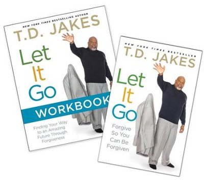 Let it Go Book & Workbook  -     By: T.D. Jakes