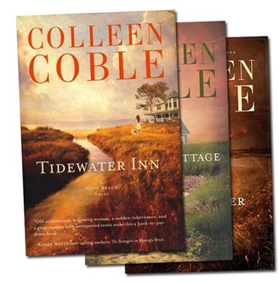 The Hope Beach Series, Volumes 1-3  -     By: Colleen Coble