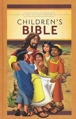 Children's Bible: Easy-To-Read Version  -     By: World Bible Translation Center