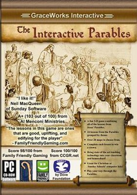 Interactive Parables Computer Game (Access Code Only)   -