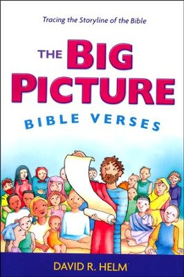 The Big Picture Bible Verses (10-pack): Tracing the Storyline of the Bible  -