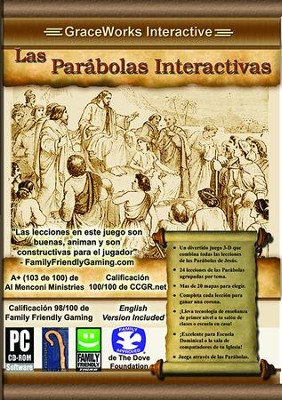 Interactive Parables; Spanish Computer Game (Access Code Only)   -