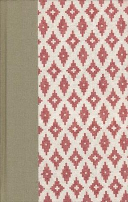 ESV Thinline Bible--clothbound hardcover with diamond pattern  -