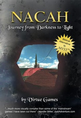 Nacah: Journey from Darkness to Light Computer Game  (Access Code Only)  -