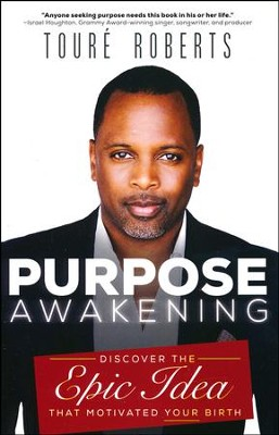 Purpose Awakening:  Discover the Epic Idea that   Motivated Your Birth  -     By: Toure Roberts