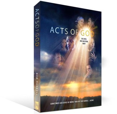 Acts of God Movie DVD  -     By: Bob Russell