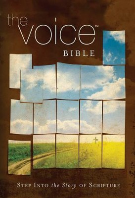 The Voice Complete Bible, Hardcover   -     By: Ecclesia Bible Society