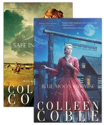 Under Texas Stars Series, Volumes 1 and 2  -     By: Colleen Coble