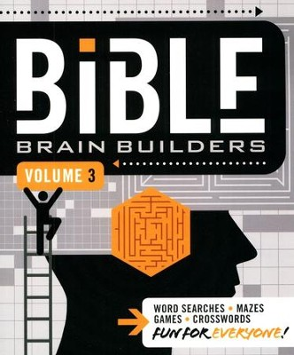 Bible Brain Builders - Volume 3  -     By: Thomas Nelson