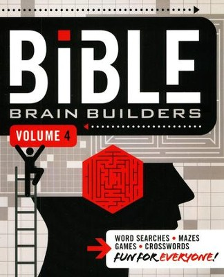 Bible Brain Builders - Volume 4  -     By: Thomas Nelson