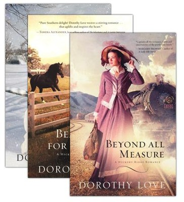 Hickory Ridge Series, Vols. 1-3   -     By: Dorothy Love