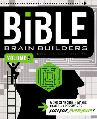 Bible Brain Builders - Volume 5  -     By: Thomas Nelson