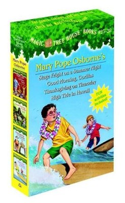 Magic Tree House Volumes 25-28 Boxed Set  -     By: Mary Pope Osborne