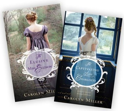 Regency Brides Series, Volumes 1 & 2  -     By: Carolyn Miller