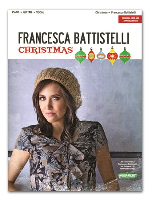 Christmas, Francesca Battistelli, Vocal Folio   -     By: Francesca Battistelli