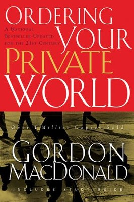 Ordering Your Private World - eBook  -     By: Gordon MacDonald