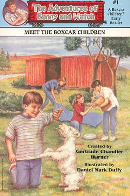 Meet the Boxcar Children  -     By: Gertrude Chandler Warner     Illustrated By: Daniel Mark Duffy