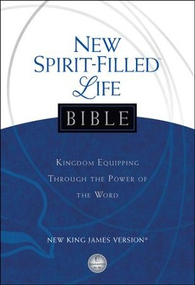 NKJV New Spirit Filled Life Bible, Hardcover  -     Edited By: Jack Hayford