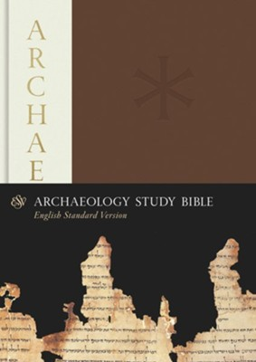 ESV Archaeology Study Bible  -