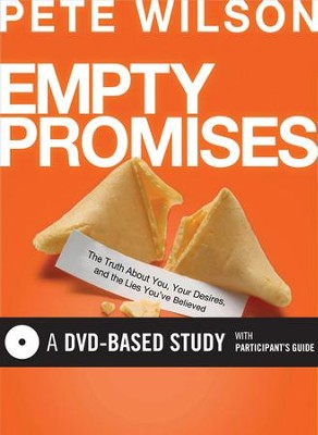 Empty Promises, DVD-Based Study  -     By: Pete Wilson