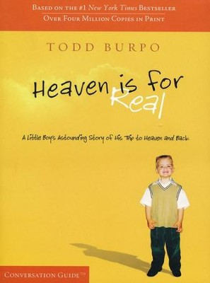 Heaven is For Real, DVD-Based Conversation Kit - Slightly Imperfect  -