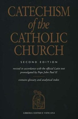 Catechism of the Catholic Church, Revised   -