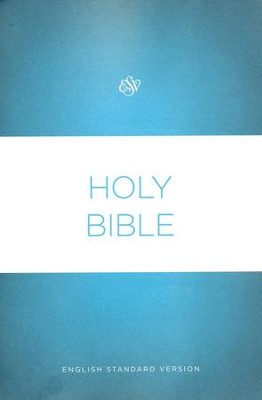 ESV Share the Good News Outreach Bible, Case of 24   -