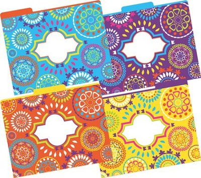 Moroccan File Folders (Pack of 12)   -