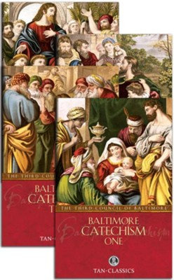 Baltimore Catechism Set  -     By: Third Council of Baltimore