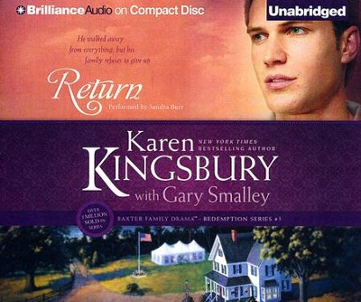 #3: Return - unabridged audiobook on CD  -     By: Karen Kingsbury