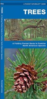 Trees: A Folding Pocket Guide to Familiar North American Species  -     By: James Kavanagh     Illustrated By: Raymond Leung