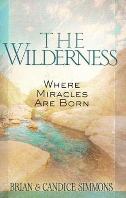 Miracles in Your Wilderness: Devotional  -     By: Brian Simmons, Candice Simmons