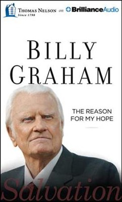 The Reason for My Hope: Salvation MP3   -     By: Billy Graham, Tommy Cresswell