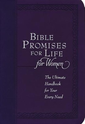 Bible Promises for Life for Women: The Ultimate Handbook for Your Every Need  -     By: Jeremy Bouma