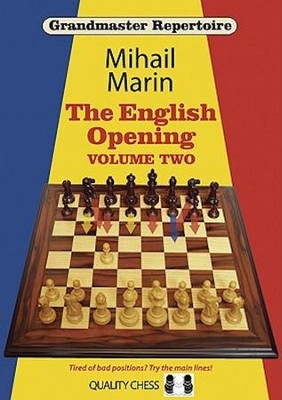 Grandmaster Repertoire 4: The English Opening vol. 2  -     By: Mihail Marin
