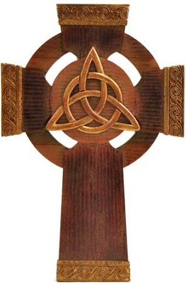 Trinity Wall Cross  -