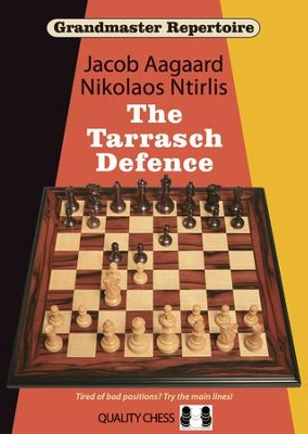 Grandmaster Repertoire 10: The Tarrasch Defence  -     By: Jacob Aagaard, Nikolaos Ntirlis