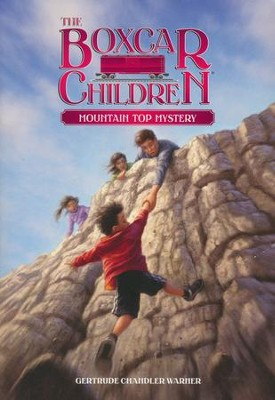 Mountain Top Mystery  -     By: Gertrude Chandler Warner     Illustrated By: David Cunningham