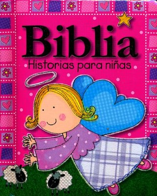 Biblia para Niñas  (Bible Stories for Girls)  -     By: Lara Ede