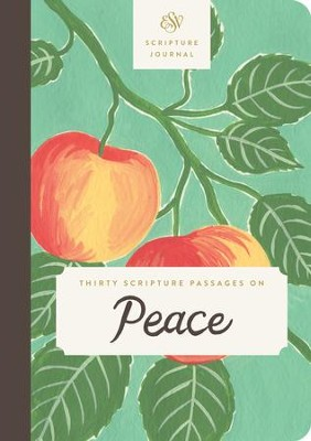 ESV Scripture Journal (Thirty Scripture Passages On Peace)  -