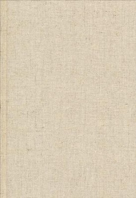 ESV Large Print Thinline Reference Bible (Cloth over Board, Tan), Tan/Light brown  -
