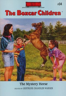The Mystery Horse  -     By: Gertrude Chandler Warner