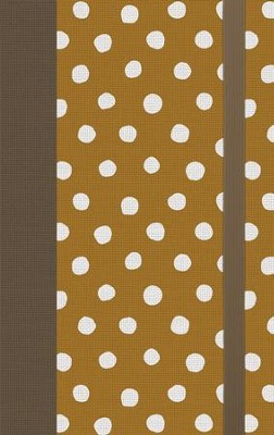ESV Thinline Bible (Cloth over Board, Polka Dots)  -