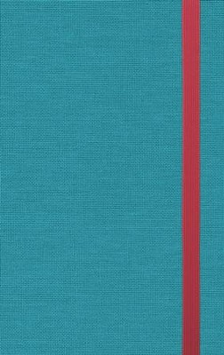 ESV Thinline Bible (Cloth over Board, Turquoise)  -