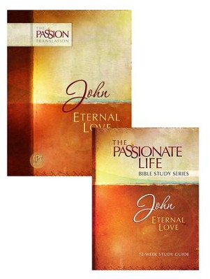 John: The Passionate Life Bible Study w/ The Passion Translation: John  -     Translated By: Brian Simmons     By: Brian Simmons (translator)